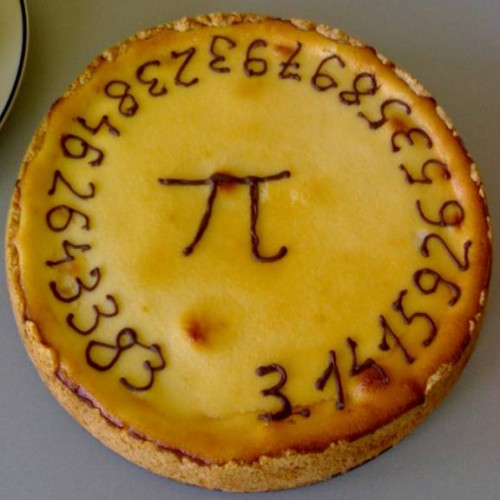 good time to do something irrational – Pi Day