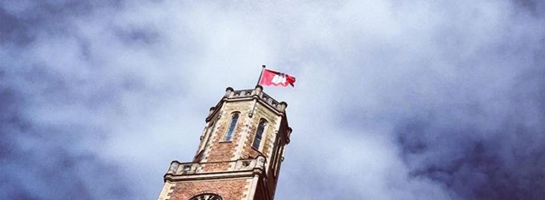Hamburg zeigt Flagge