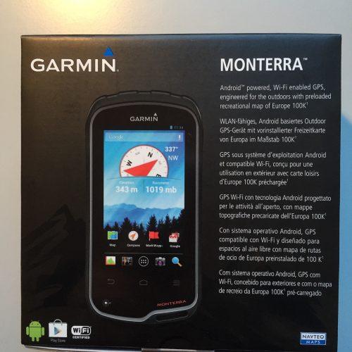GARMIN Monterra im Nutzer Test
