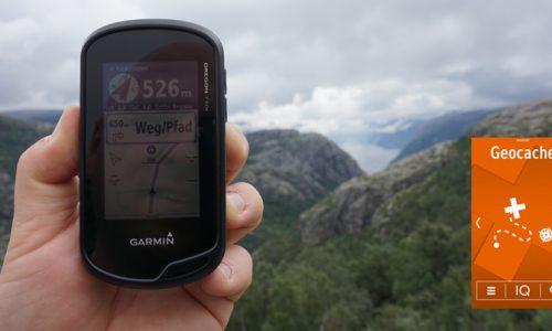Das beste GPS Gerät zum Geocachen!